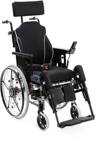 Automatisk rullstol